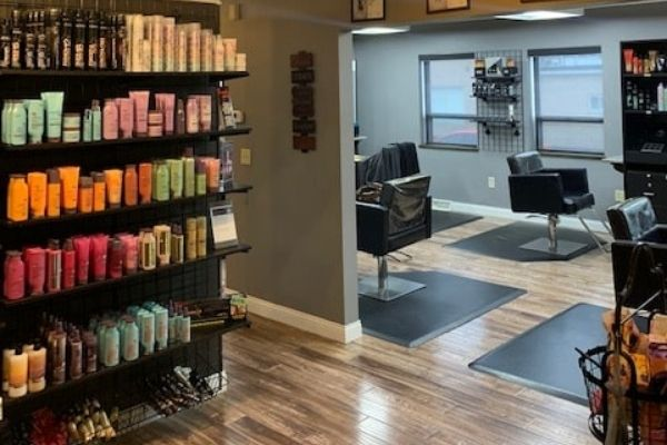 hair salon Cincinnati OH